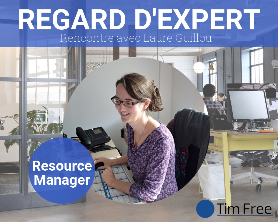 Resource Manager Laure Guillou