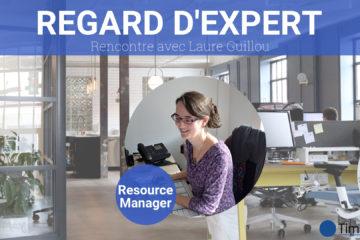 Portrait Laure Resource Manager