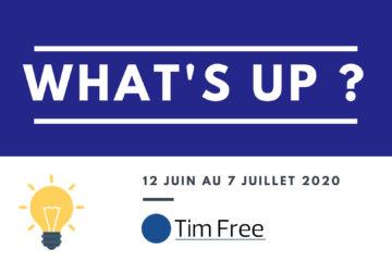WhatsUp -7 JUILLET 2020